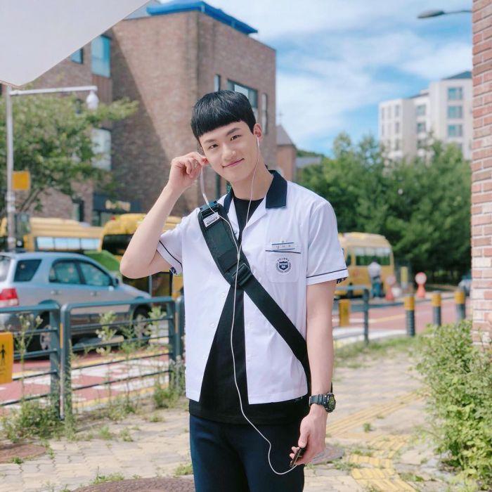 Син Сын Хо (Shin Seung Ho, 신승호) список дорам